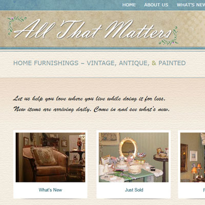 All That Matters Antiques